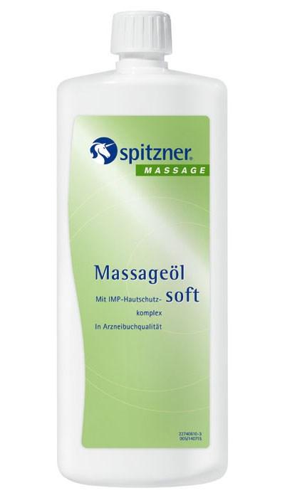 Masážní olej Soft, 1 l