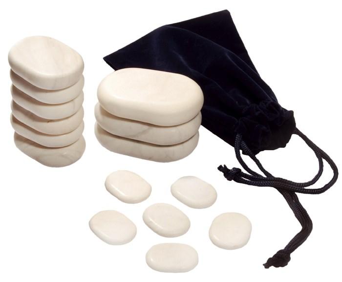 Mramorové kameny, základní set, 15 kamenů
