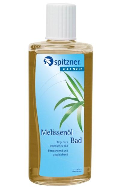 Koupelový olej Meduňka, 190 ml