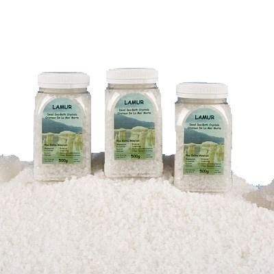 Lamur minerální sůl z Mrtvého moře 500 g