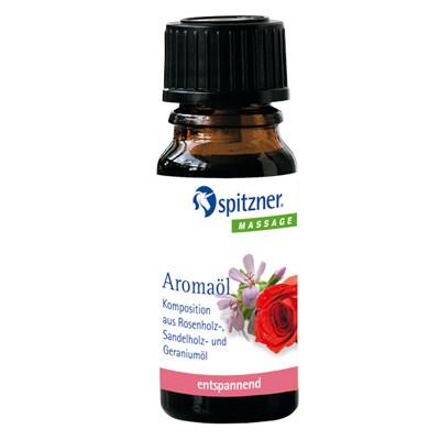 Éterický olej Růžové dřevo - Geranium, 10 ml