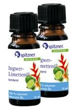 Éterický olej Zázvor - Limetka, 10 ml - další obrázek
