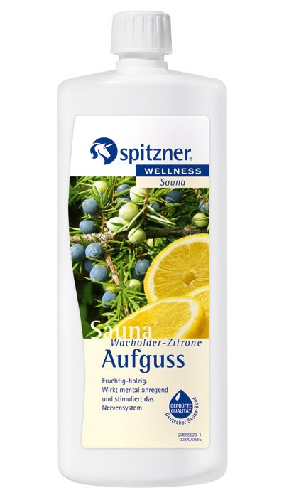 Esence do sauny Citrus - Jalovec, 1 l