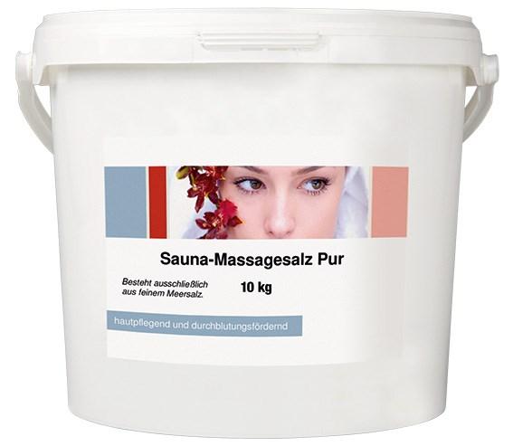Peelingová sůl saunová, Pur, 10 kg