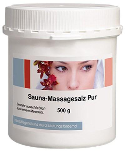 Peelingová sůl saunová, Pur, 500 g