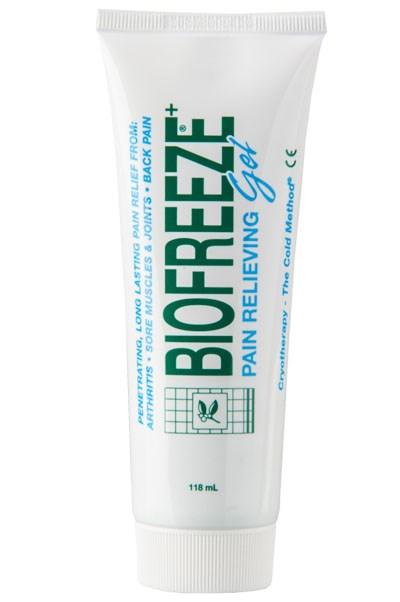 Chladivý gel Biofreeze, 1 ks
