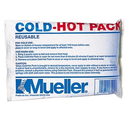 Chladivý/nahřívací polštářek MUELLER Cold/Hot Pack, 12 x 15,2 cm