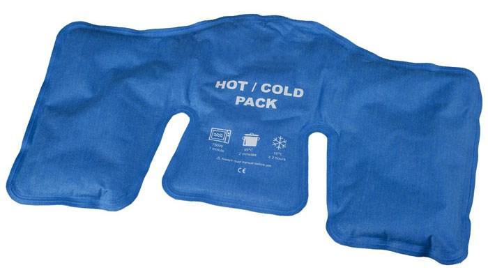 Polštářek teplo/chlad, soft, 3dílný, 20 x 40 cm
