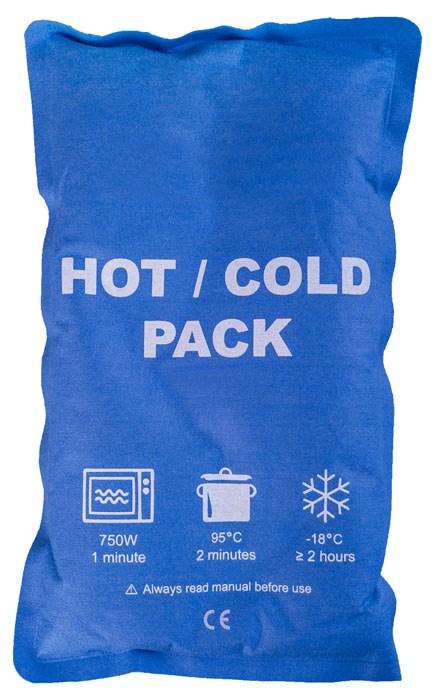 Polštářek teplo/chlad, soft, malý, 15 x 25 cm