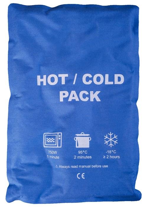 Polštářek teplo/chlad, soft, střední, 20 x 30 cm