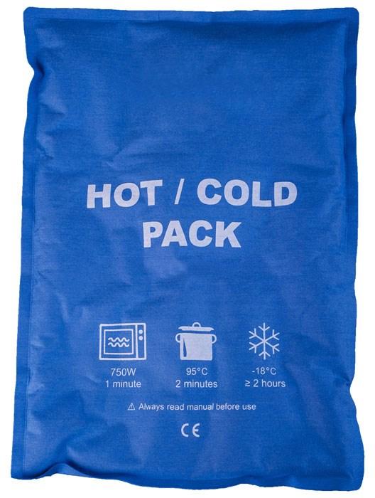Polštářek teplo/chlad, soft, velký, 25 x 35 cm