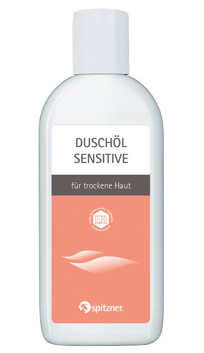 Sprchový olej DERMAL sensitive, 200 ml