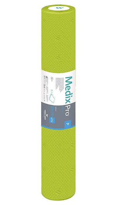 Papírové prostěradlo dvouvrstvé Premium, 70 cm x 50 m, limetka, 1 ks