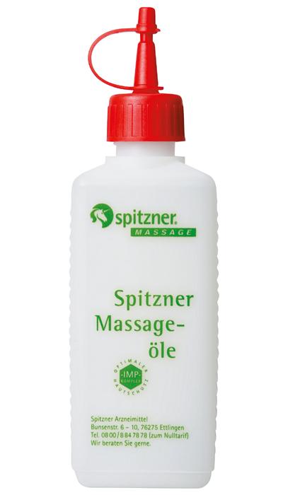 Spitzner Dávkovací láhev na masážní oleje, 250 ml