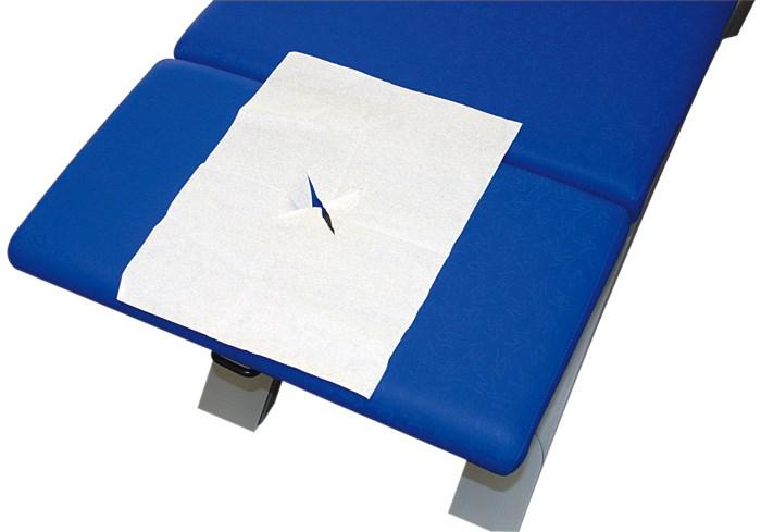 Jednorázový potah na podhlavník Premium, 30,5 x 40 cm, 100 ks