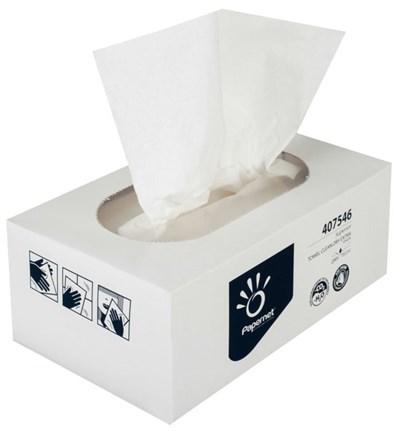 Papírový ručník, krabička 70 ks