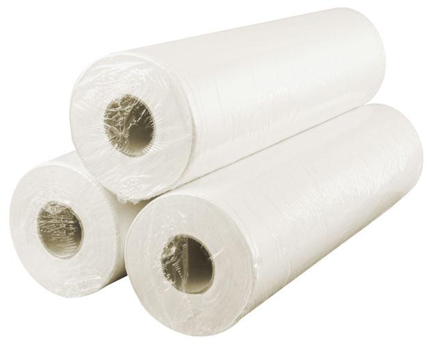 Papernet Papírové prostěradlo dvouvrstvé, role 50 cm x 50 m, 3 ks