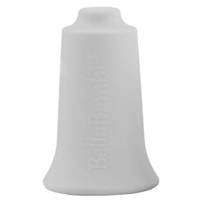 BellaBambi Masážní baňka Sensitive 20 mm bílá
