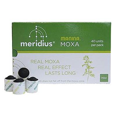 Meridius nekouřivá moxa Manina, jemná, 40 ks