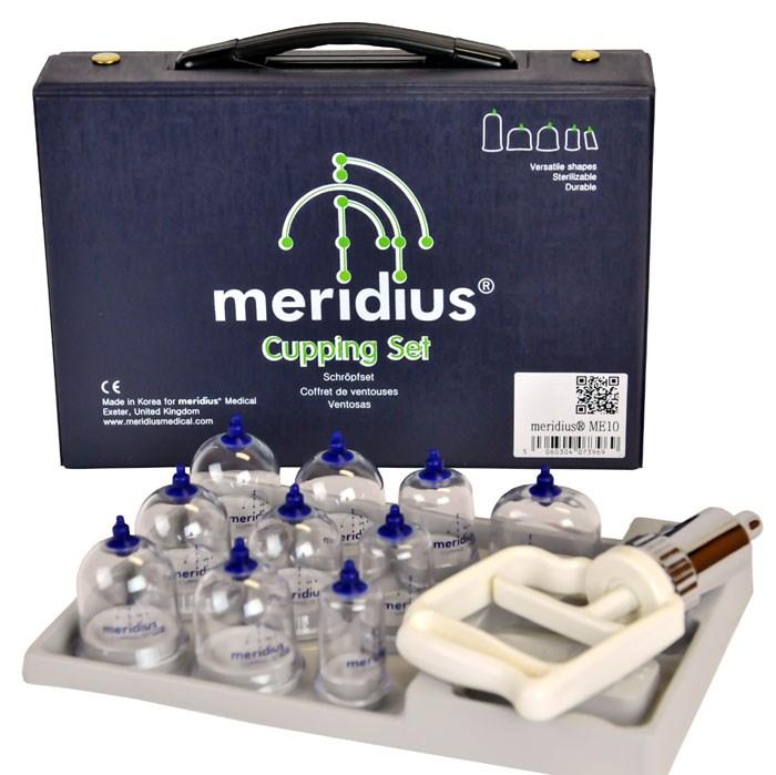 Meridius sada na baňkování, 10 ks