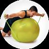 Cvičební gymnastické míče