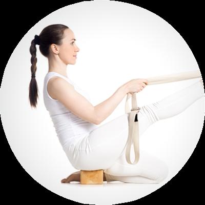 Cvičení, jóga, pilátes