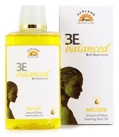 Koupelový olej BE balanced, Meduňka, 250 ml