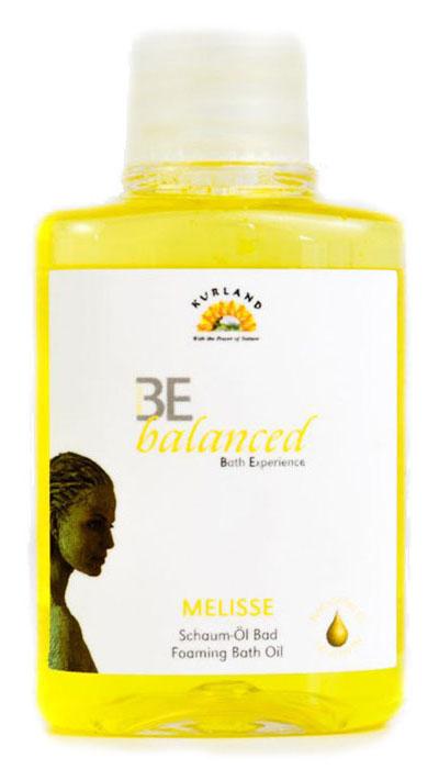 Kurland Koupelový olej BE balanced, Meduňka, 50 ml