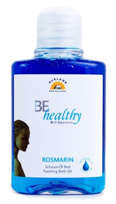 Koupelový olej BE healthy, Rozmarýn, 50 ml