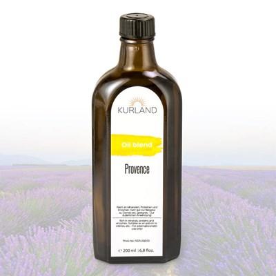 Masážní olej Provence, 200 ml