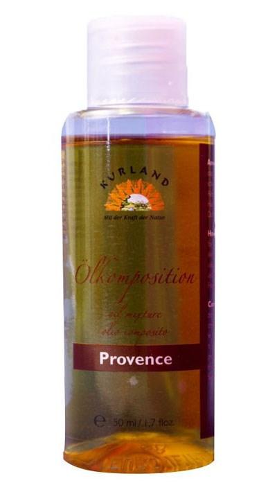 Masážní olej Provence, 50 ml
