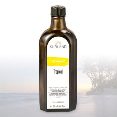 Masážní olej Tropical, 75 ml