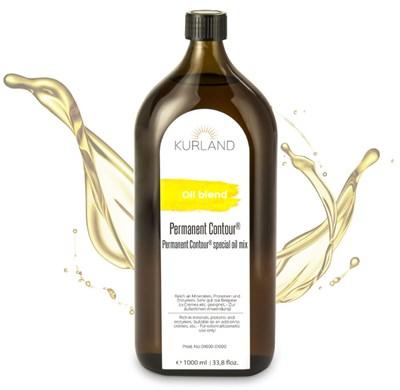 Základní směs olejů na Permanent Contour masáže, 5 l