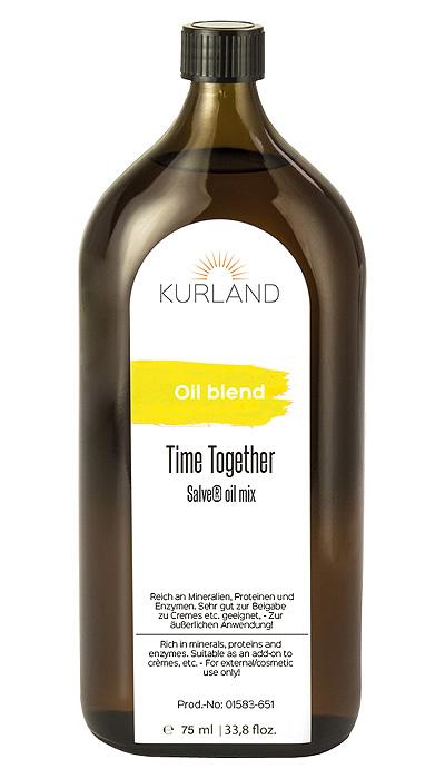 Kurland Masážní olej Time Together, 75 ml