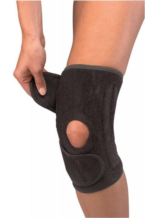 Bandáž na koleno se stabilizací čéšky d06f5e7d2e