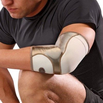 Bandáž na loket MUELLER Life Care Elbow Support, S-XL