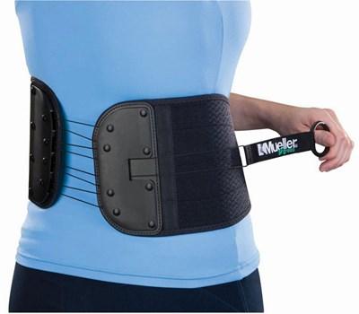 Bederní pás MUELLER Adjustable Back & Abdominal Support