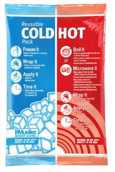 Chladivý/nahřívací polštářek MUELLER Cold/Hot Pack, 15,2 x 22,8 cm
