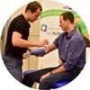 Terapeutické využití Kompresní gumy Flossband - Obrázek