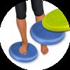 Tipy na cviky s balanční podložkou - Obrázek
