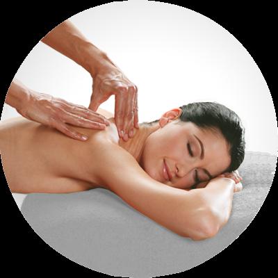 Masážní prostředky pro klasickou masáž