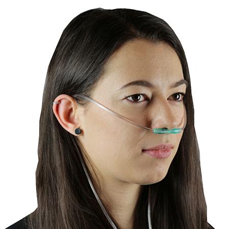 DeVilbiss Kyslíkové nosní brýle k dýchacímu přístroji 2,1