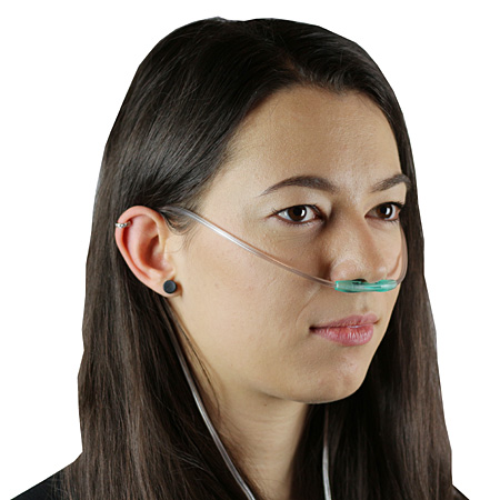 DeVilbiss Set - 3 ks Kyslíkové brýle