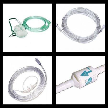 DeVilbiss Set příslušenství pro kyslíkový koncentrátor - PLUS